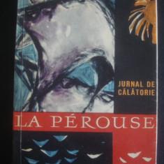 LA PEROUSE * JURNAL DE CALATORIE