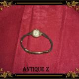 Ceas aur dama Bulova, vintage