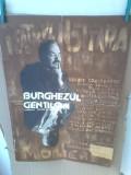 bnk div Afis teatru - Teatrul Nottara 1989 - Burghezul gentilom
