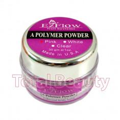 Pudra Acrilica EzFlow Pink - Pudra Acrilica Roz - 30 g