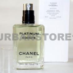 Parfum Tester Chanel Platinum Egoiste + LIVRARE GRATUITA ! - Parfum barbati Chanel, Apa de toaleta, 100 ml, Aromatic