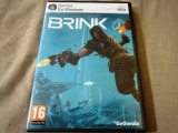 Joc Brink PC, original, sigilat, alte sute de jocuri!, Shooting, 16+, Single player