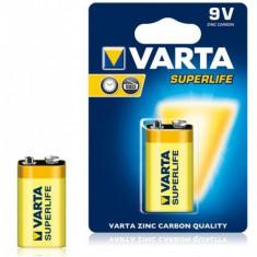 VARTA baterie 9V la blister baterii noi Accessorize, NiMH