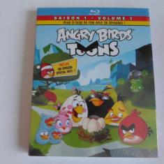 Film animatie Blu-Ray  - ANGRY BIRDS - 26 de episoade - Nou, Sigilat, BLU RAY, Engleza