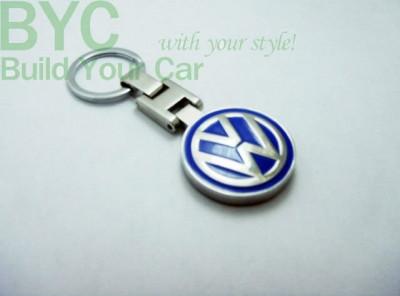 Breloc auto nou model logo VW VOLKSWAGEN + cutie simpla cadou foto