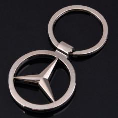 Breloc model auto pentru Mercedes Benz metal + ambalaj  cadou