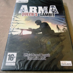 Joc Arma Queen's Gambit PC, original, sigilat, alte sute de jocuri! - Joc PC, Shooting, 16+, Single player