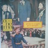 REVISTA CINEMA { NUMARUL 1 ANUL 1981 }