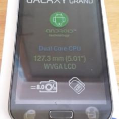 Samsung Galaxy Grand i9082 dual sim noi, Negru, Neblocat