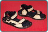 DE FIRMA → Sandale DIN PIELE, comode, usoare, fiabile, ECCO → barbati | nr. 42