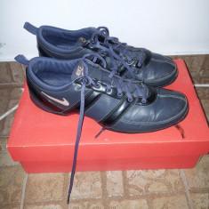 VIND adidasi NIKE AIR dama - Adidasi dama Nike, Culoare: Bleumarin, Marime: 39, Piele naturala