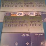 DICTIONAR ENCICLOPEDIC BRITANNICA, VOL 1-5 - Enciclopedie