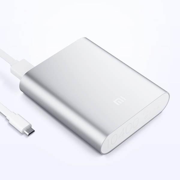 Baterie Externa  XIAOMI / Power Bank - 10400 mAh - Original