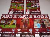 Lot 5 programe fotbal RAPID Bucuresti (sezonul 2013-2014)