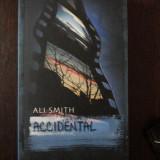 ACCIDENTAL -- Ali Smith -- 2007, 282 p. - Roman, Rao