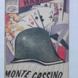 Monte Cassino / Sven Hassel/ colectia Comando / R5P2S - Carte de aventura