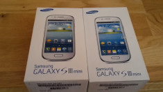 Samsung Galaxy s3 mini i8190 noi foto