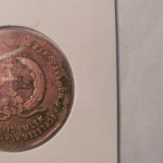 "CY - Medalie Ungaria 1867 ""Incoronarea Imparatului Franz Joseph"""