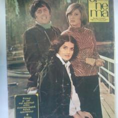 REVISTA CINEMA { NUMARUL 11 ANUL 1977 }