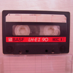 Vand  casete audio BASF LH EI 90,originala,raritate!