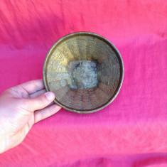 Scrumiera bronz masiv !!!