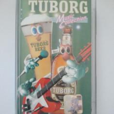 TUBORG - MUSIC COLLECTION 2 - Muzica Pop, Casete audio