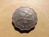 Hong Kong   2  Dolari  1994, Asia
