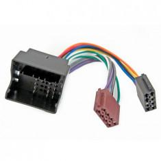 MUFA CONECTOR PLAYER RADIO ADAPTOR ISO LA BMW 1, 3 E30 E39 E46 E34 E37 X5 ROVER - Elemente montaj audio auto