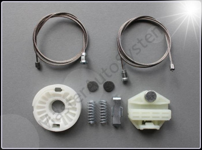 Kit reparatie macara geam electric Opel H (pt an fab.'04-'10) dreapta  spate foto