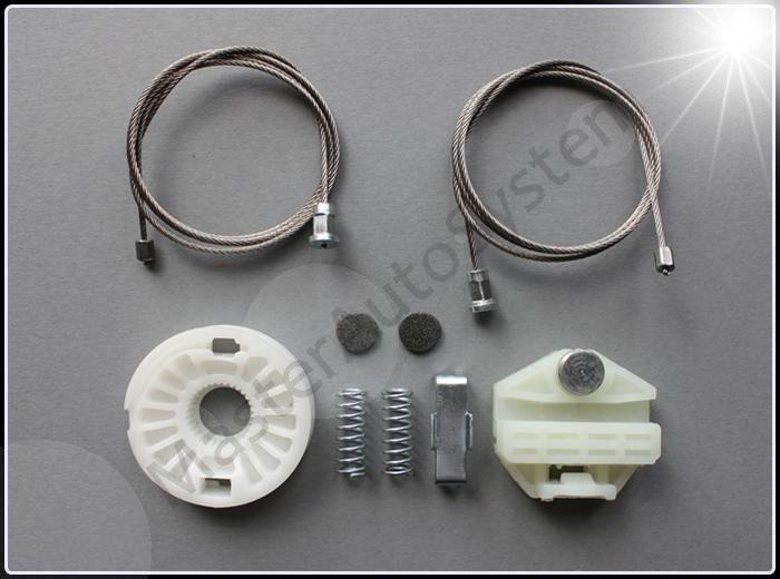 Kit reparatie macara geam electric Opel H (pt an fab.'04-'10) dreapta  spate