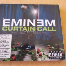 EMINEM CURTAIN CALL THE HITS - Muzica Hip Hop, CD