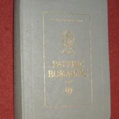 Pateric Romanesc - Ioanichie Balan (editia a ll-a) - 1990 - Carti ortodoxe