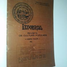 Izvorasul - revista de cultura populara - serie noua- Nr. 2 1991 - Carte traditii populare