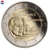 LUXEMBURG 2 euro comemorativa 2012-Dinastia Ducala, UNC
