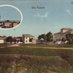 Ok-1439- Romania, Movila carte postala necirculata: Vila Tamara, minaret