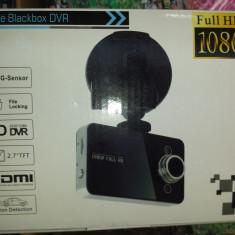 CAMERA VIDEO DVR k6000 AUTO CU INREGISTRARE FULL HD 1080p CICLICA - Camera video auto ZDM, 16GB, Wide, Single, Senzor imagine MP CMOS: 5