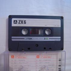 Vand caseta audio TDK D 90, originala, raritate!
