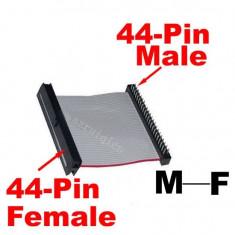 Cablu ide 44 pini tata la ide 44 pini mama, pamblica