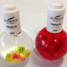 Ulei pentru cuticule, Oranjollie Profesional 75 ml - Tratament unghii