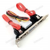 Adaptor intern SATA la eSATA - Adaptor interfata PC