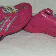Adidasi copii CLARKS, Marime: 24, Culoare: Din imagine, Baieti, Piele naturala