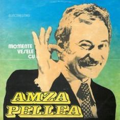 Amza Pellea - Momente Vesele Cu Amza Pellea (Vinyl) - Muzica soundtrack electrecord, VINIL