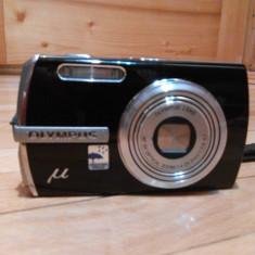 Aparat foto 12 megapixeli OLYMPUS u1200 - Aparat Foto compact Olympus, Compact, 12 Mpx, 3x, 2.7 inch