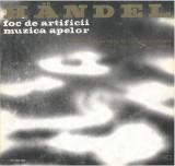 Georg Friedrich Handel_Leopold Ludwig - Foc De Artificii / Muzica Apelor (Vinyl)