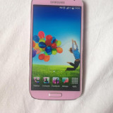 Samsung Galaxy S4 i9505 - Telefon mobil Samsung Galaxy S4, Roz, 16GB, Neblocat
