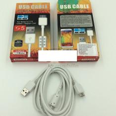 Cablu date USB HighSpeed Samsung Galaxy S5 / Note 3