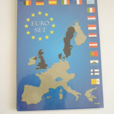 MSS - SET MONEDE EURO - PORTUGALIA - ANUL 2005