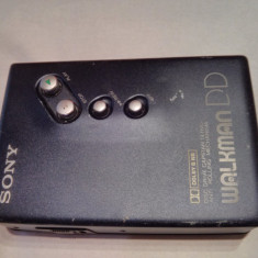 SONY WM-DD11 walkman sony wm-dd11 - Casetofon