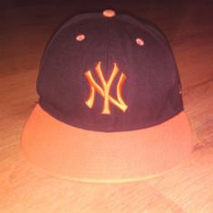 Sapca NY New Era full cap originala - Sapca Barbati, Marime: Alta, Culoare: Din imagine