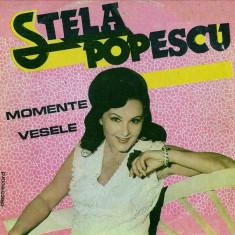 Stela Popescu - Momente Vesele (Vinyl) - Muzica soundtrack electrecord, VINIL